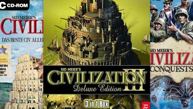 Civilization 3 Deluxe Edition