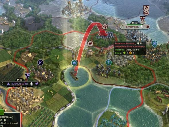 Civilization 5 - FAQ: Eine Stadt erobern