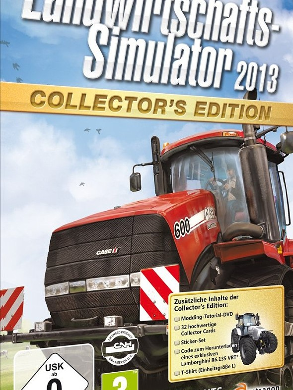 Die Collector's Edition: Landwirtschafts-Simulator 2013