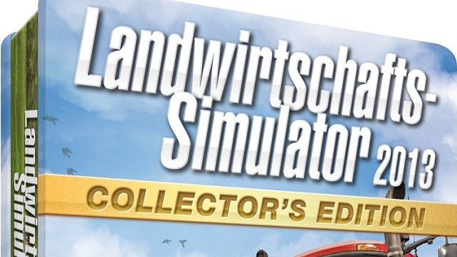 Landwirtschafts-Simulator 2013 Collector's Edition