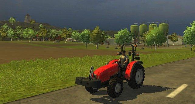 Landwirtschafts-Simulator 2013: Same Argon 75